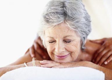 массаж для пенсионеров и пожилых