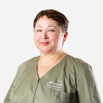 Нина Садовникова